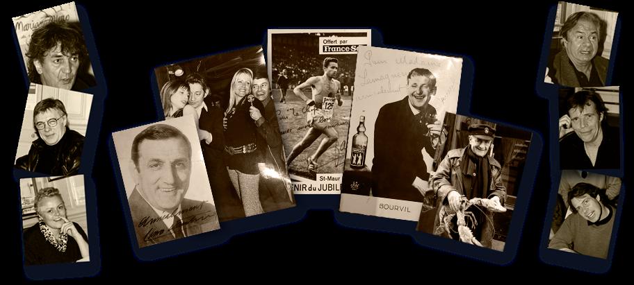 Toutes les légendes du cinéma se sont retrouvées à La Chope Rennes